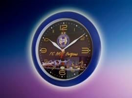 Настенные часы для всех болельщиков!